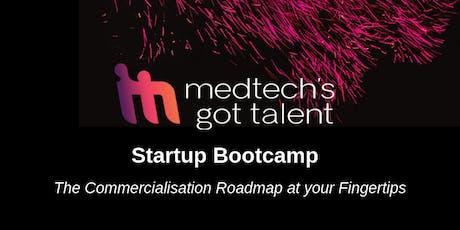 MedTech's Got Talent Startup Bootcamp 2019 - Perth tickets