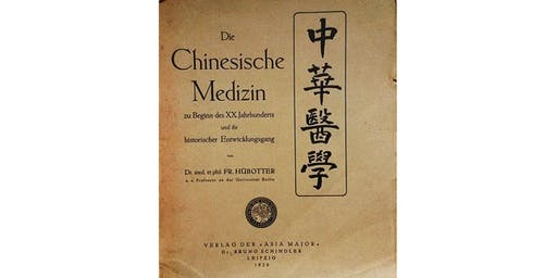 The Transnational Context of the Emergence of Modern Chinese Medical History