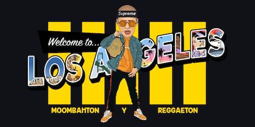 Moombahton y Reggaeton: Los Angeles