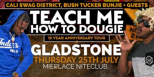 Cali Swag District, DMP & Bush Tucker Bunjie - Live in Gladstone