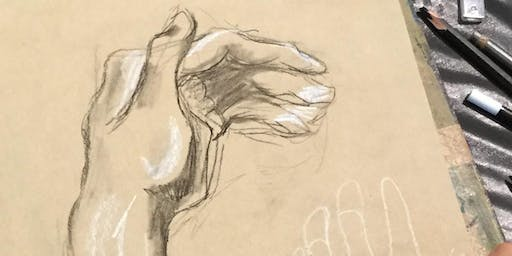 Wood you Draw - workshop for ages 12 - 17