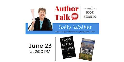 Author Talk & Book Signing: Meet Sally Walker