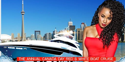 Summer Vibez Canada Day Boat cruise
