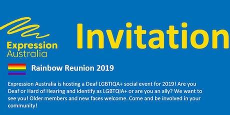 Rainbow Reunion 2019 tickets