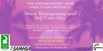 Stress Management and Self Care Day