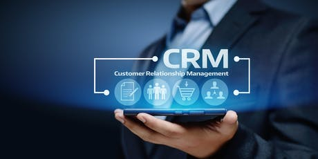 QLD - Grow your business through CRM implementation (Brendale) tickets