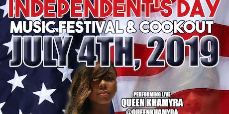 Independent's Day Music Festival & Cookout tickets