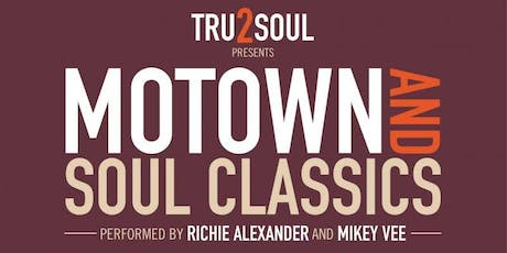 Motown Night - Tru2Soul tickets