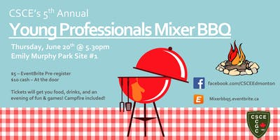 CSCE Young Professionals 5th Annual BBQ Mixer