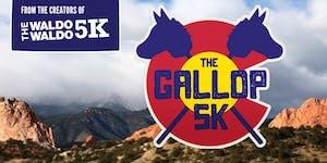 Gallop 5K - VOLUNTEERS 2019