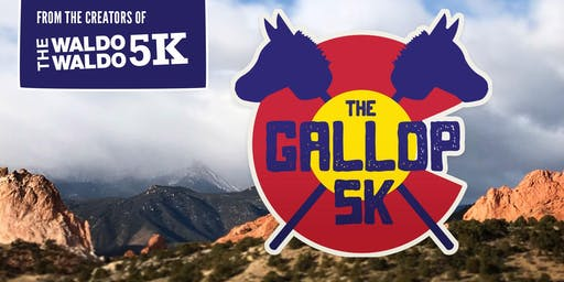 Gallop 5K - VOLUNTEERS 2019