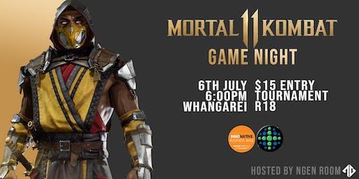 Northern Clash: Mortal Kombat 11 Game Night