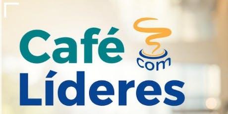 Café com Líderes Pomerode Brotland ingressos