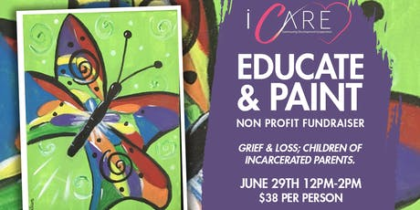 Educate and Paint  tickets