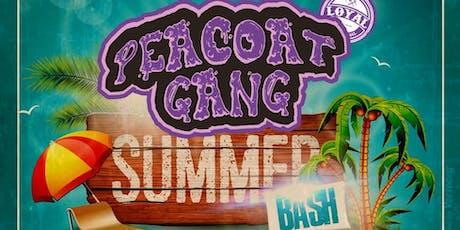 Peacoat Gang Summer Bash: Pendleton tickets