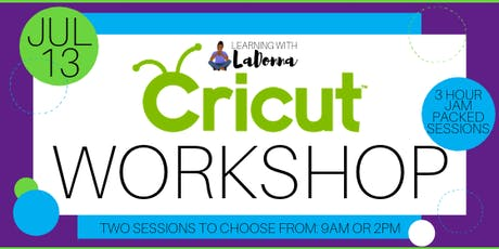 Cricut Workshop tickets