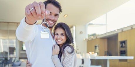 FIRST HOME BUYERS MASTERCLASS tickets