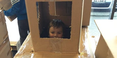 Cardboard Creations @ Cove Civic Centre tickets
