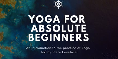 Yoga For Absolute Beginners tickets