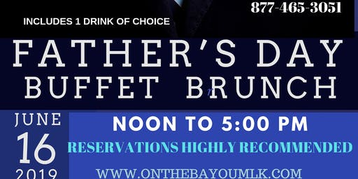 Father's Day Buffet Brunch