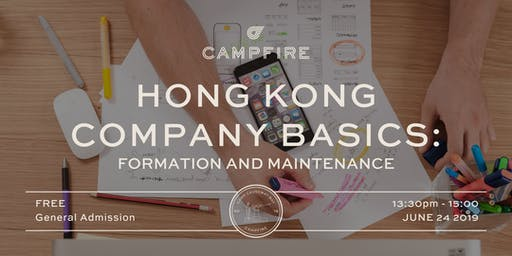 Hong Kong Company Basics: Formation and Maintenance