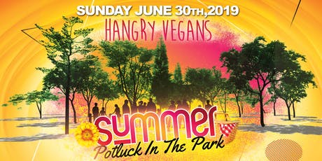 Hangry Vegans: Summer Potluck in the Park tickets