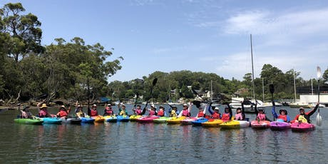 HarbourCare Clean Up Kayak Trip tickets