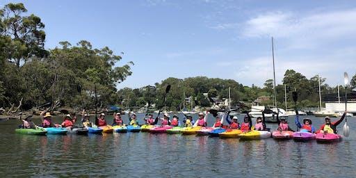 HarbourCare Clean Up Kayak Trip