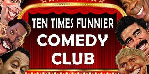 Marriott Comedy Club - Woodland Hills, CA
