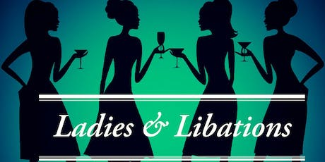 Ladies & Libations: Whiskey, Rum, and Amari, Oh My! tickets