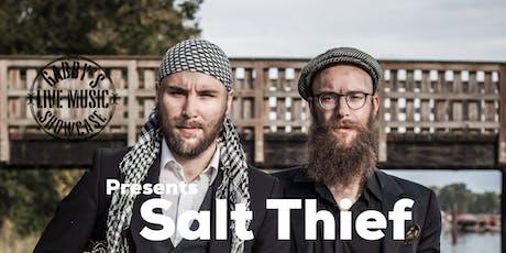 Salt Thief - Gabbys Live Music Showcase  tickets