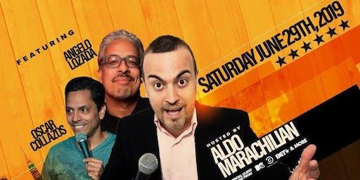 All Star Comedy Series @ La Cocina Boricua