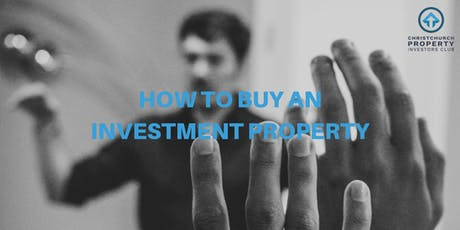 How To Buy An Investment Property tickets