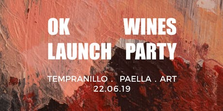 OK Wines Launch: Tempranillo and Paella Party tickets
