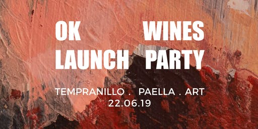OK Wines Launch: Tempranillo and Paella Party