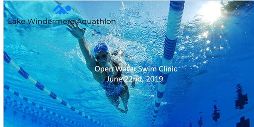 Lake Windermere Aquathlon - Open Water Swim Clinic