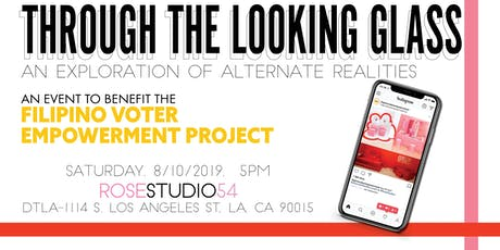 THROUGH THE LOOKING GLASS * An Exploration of Alternative Realities  tickets