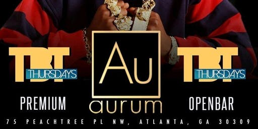 Aurum Throw Back Thursdays