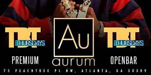 Aurum Throw Back Thursdays