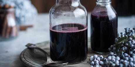STAY WELL THIS WINTER Colds, Coughs, Flu & Elderberry Syrup tickets