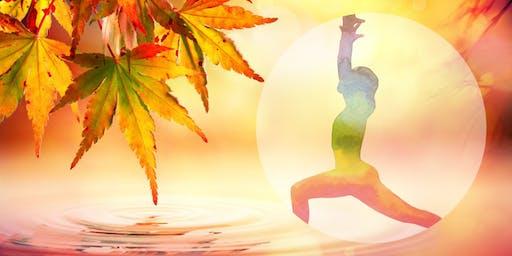 Understanding the Chakras - Yoga Workshop (Base Chakra)
