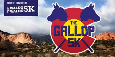 The Gallop 5K - in the Garden of the Gods