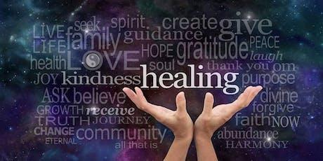 Holistic Healing Community MeetUp  tickets