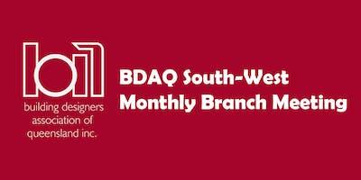 BDAQ SW Branch Meeting - June 2019