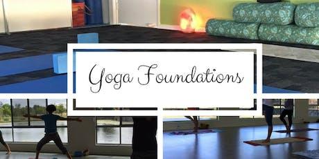 Yoga Foundations tickets