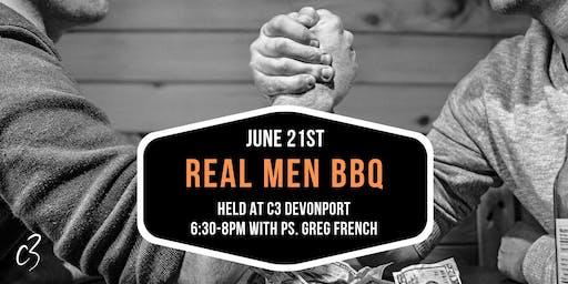 Real Men BBQ