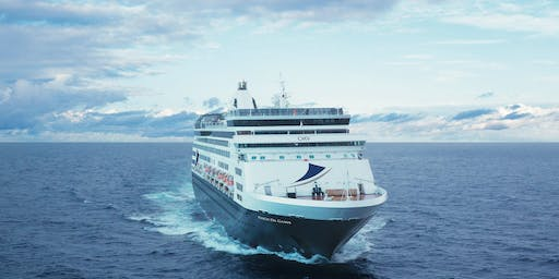 Boutique Cruising with Cruise & Maritime Voyages - 6pm, Wednesday 26th June - Norwood