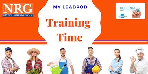MyLeadPod Beginners Training