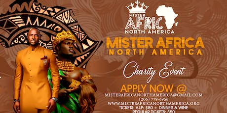 Mister Africa North America tickets