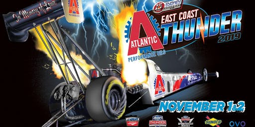 400 Thunder East Coast Thunder - November 1st & 2nd 2019